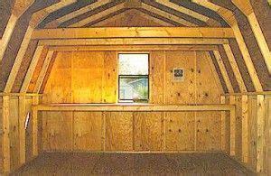 shed plans  loft shed plans  loft start