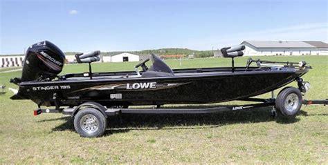 lowe boats tulsa ok 2016 lowe stinger 195 19 foot 2016 lowe stinger boat in