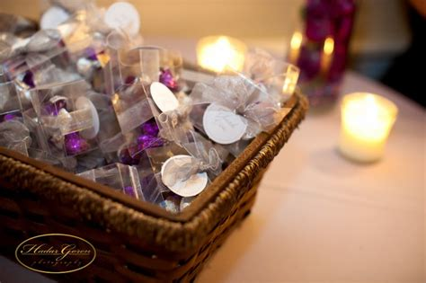 Hershey Kisses Favors Ideas by Outer Banks Wedding Raleigh Wedding Planner