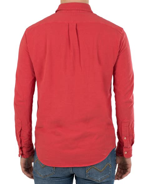 Polo Anak Casual Cars polo ralph slim fit featherweight shirt hos car
