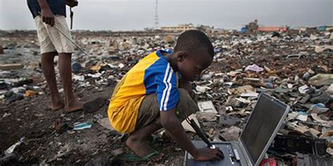 Where Can I Dump A by Developing Countries Dumping Places For E Waste The