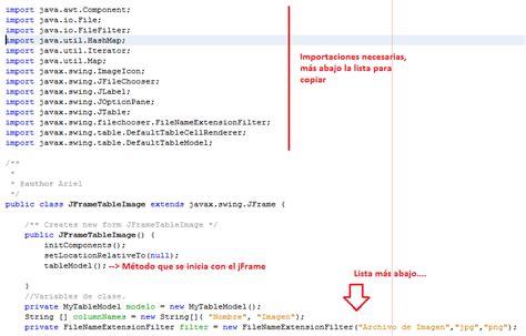 javax swing jlabel tutoriales java java swing 025 modo dise 241 o en netbeans