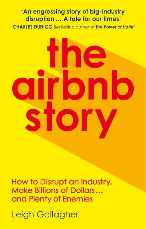 airbnb story the airbnb story by leigh gallagher penguin books new