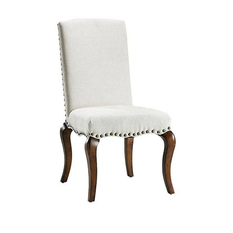 home decorators collection marais solid ivory linen accent