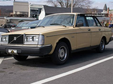 volvo 240 project 1983 volvo 240 great project car