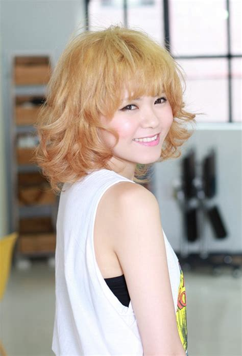 cute hairstyles in bangs short curly hairstyle with cute bangs hairstyles weekly