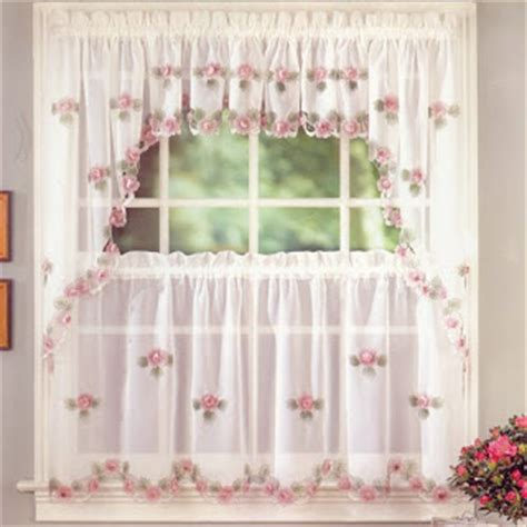 ruffled kitchen curtains curtain design