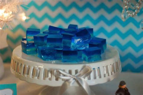 banda azul acer el gusanito como hacer gelatinas azul de frozen sencillamente