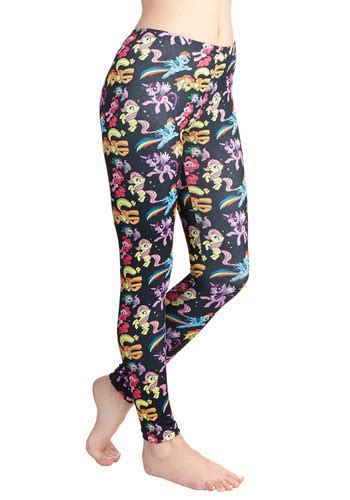 Legging Pony 1 we don t tack for that presented by thinline modcloth edition nation