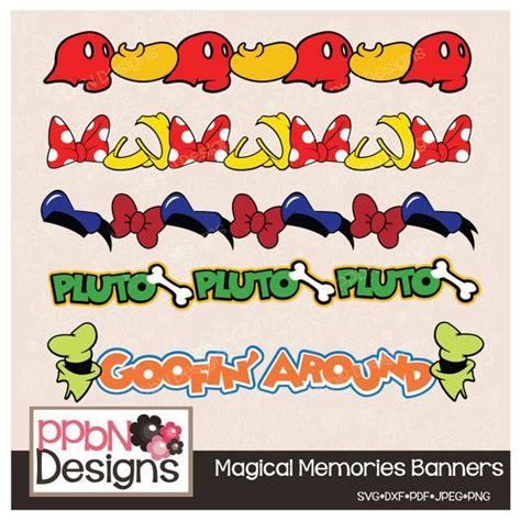 magical memories avoiding disney letdown magical memories banner disney svg