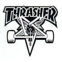 thrasher skate goat logo fho508 september 2009