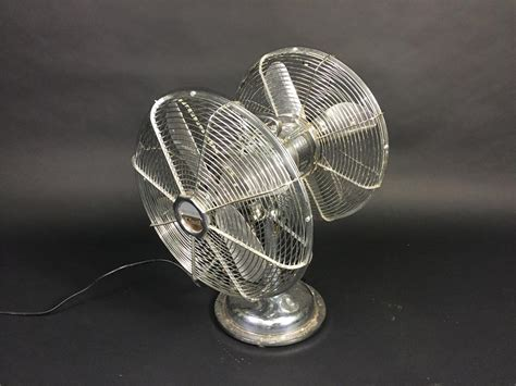 fan company service department neat 1950s dual electric service department fan by cinni