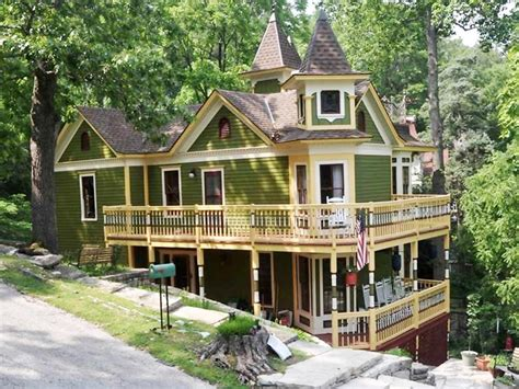 3 houses for sale with decker porches historic