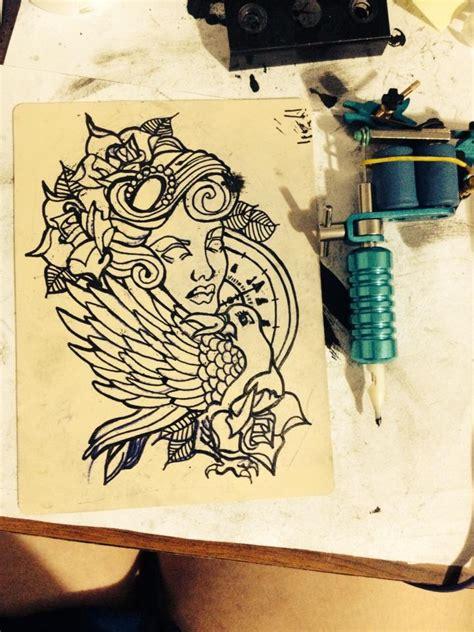 tattoo test quiz tattoo outline practice by tkwolver on deviantart