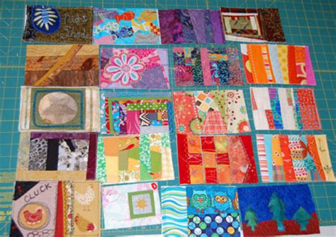 Quilted Postcards by Quilted Postcards With The Chicago Modern Quilt Guild