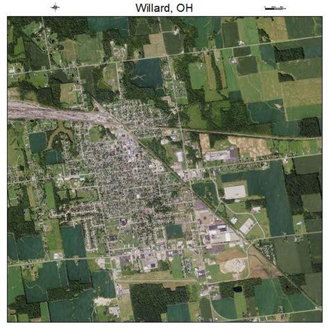 willard ohio map aerial photography map of willard oh ohio