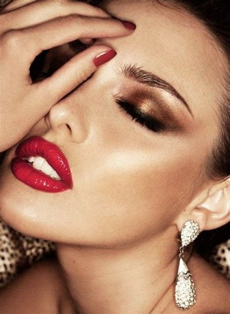 lip stick out of style 25 glamorous makeup ideas with red lipstick style motivation