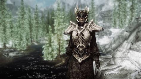 skyrim robes dragonhide robes at skyrim nexus mods and community