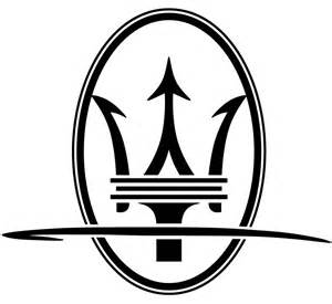 Maserati Emblem Meaning Maserati Related Emblems Cartype