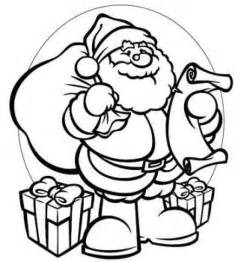 santa coloring sheets santa printables and coloring pages