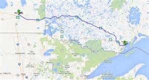 map my route canada route map oh my canada
