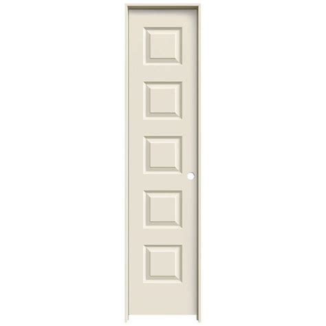 18 Closet Door 18 X 80 Prehung Doors Interior Closet Doors The Home Depot