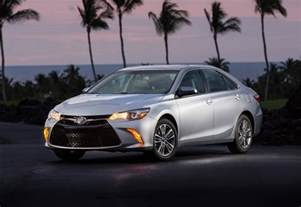Toyota Camry 2015 Sport Test Drive 2015 Toyota Camry Se Review Car Pro