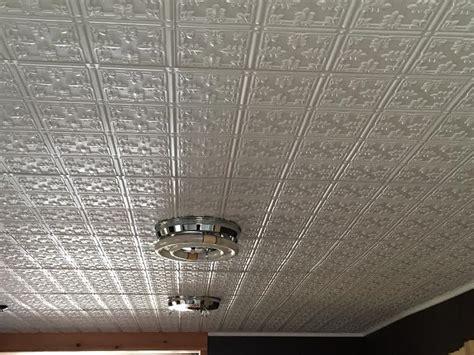 tin kitchen ceiling