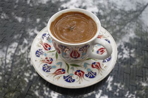aromatic spiced turkish coffee recipe