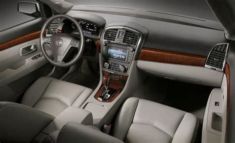 Cadillac Srx Interior by Car And Driver