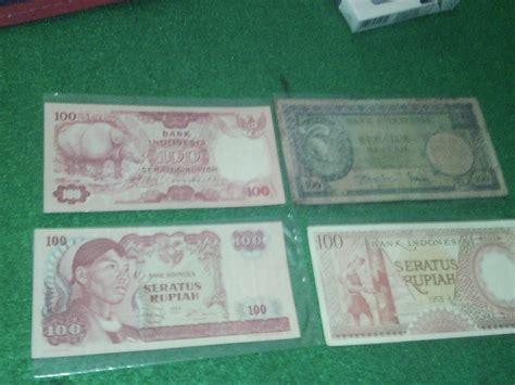 Uang 100 Rupiah Merak jual beli uang kuno home