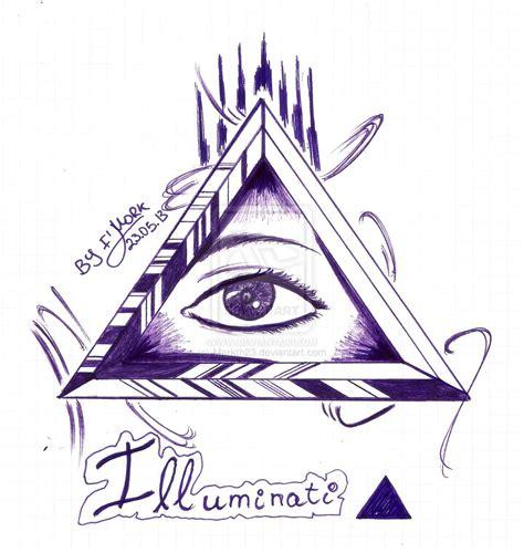 illuminati triangle illuminati triangle and eye by markth23 on deviantart