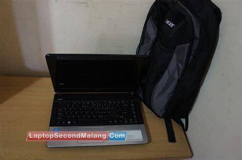 Bekas Laptop Acer Aspire E1 471 I3 acer aspire e1 471 laptop bekas i3 jual beli laptop second sparepart laptop service