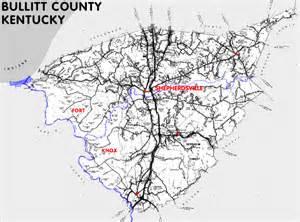 bullitt county kentucky kentucky atlas and gazetteer
