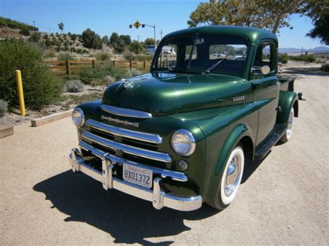 dodge other standard cab 1950 xfgiven