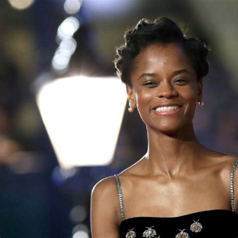 letitia wright rapping watch letitia wright from black panther show off her