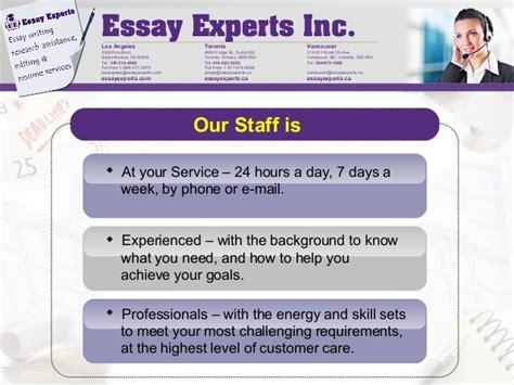 The Essay Expert by The Essay Expert 100 Original