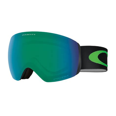 oakley flight deck oakley flight deck xm goggles 80 green prizm jade