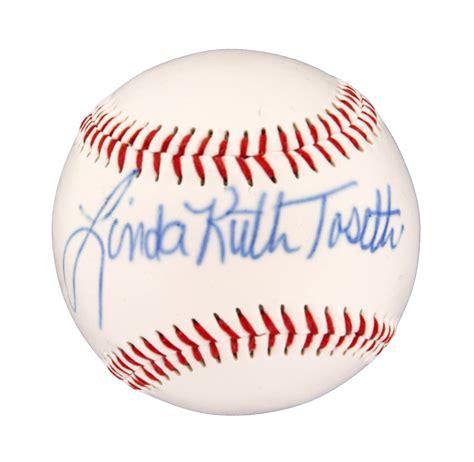 Lot Detail Babe Ruth Family Single Signed Baseballs 2