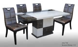 Korean Dining Table Korean Dining Set 6 Seater 703