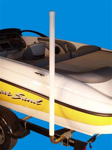 boat trailer guide ons boat trailer guides post guide ons 65 quot tall ve ve inc