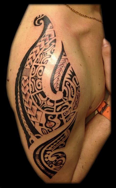 tribal x tattoo worb by heikua maori tribal polynesian polinesio