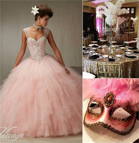 themes for a quinceanera masquerade themed quinceanera quinceanera ideas