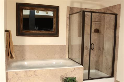 how to add a shower to a bathtub tubs and surrounds m m products