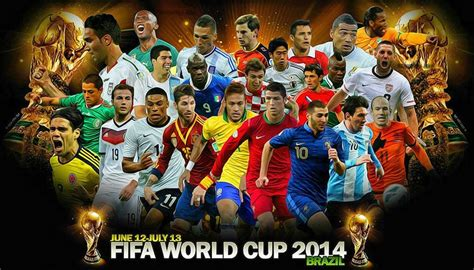 2014 Fifa World Cup Soccer Players With The Craziest | blog the world cup for church communicators