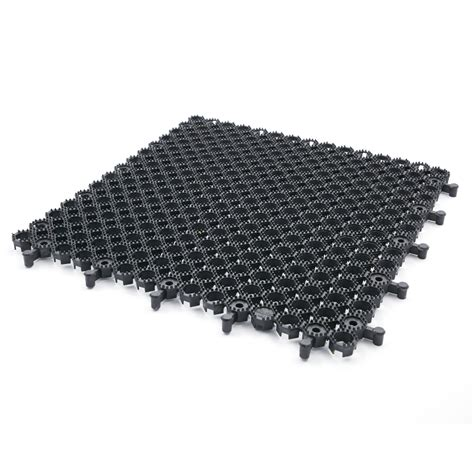 Grass Protection Parking Mats Interlocking 50cm Tiles