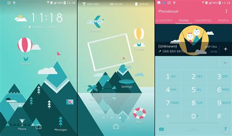 htc kitkat themes htc is bringing its sense home 8 launcher to third party