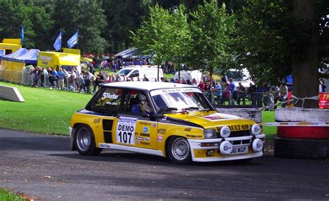 renault turbo rally renault 5 turbo rally