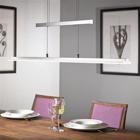 le esstisch dimmbar design led pendelleuchte esstisch k 252 che wohnzimmer