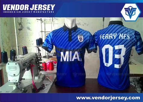 Baju Bola Desain Sendiri pembuatan baju bola desain printing pesanan dari manado vendor jersey